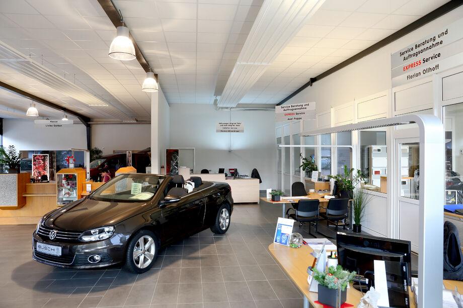 Autohaus Lunestedt Werkstatt